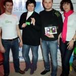 Турнир по боулингу IT-CUP, Весна 2012